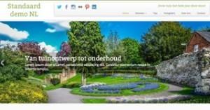 Standaard demo NL