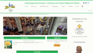 Geloofsgemeenschap H. Johannes de Doper Mijdrecht/Wilnis